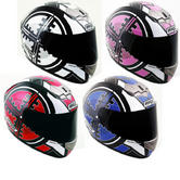 View Item Box BX-1 Scope Motorcycle Helmet
