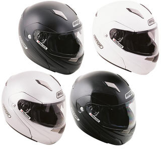 View Item Box SZ-1 Flip Front Motorcycle Helmet