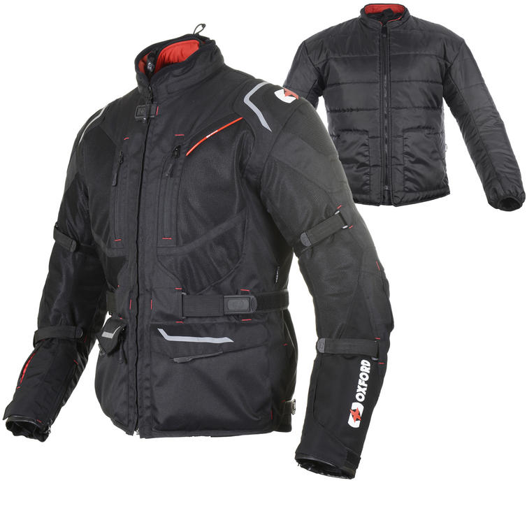 Oxford Mondial 1.0 Motorcycle Jacket