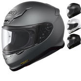 Shoei NXR Plain Motorcycle Helmet