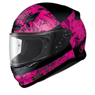 View Item Shoei NXR Boogaloo Motorcycle Helmet