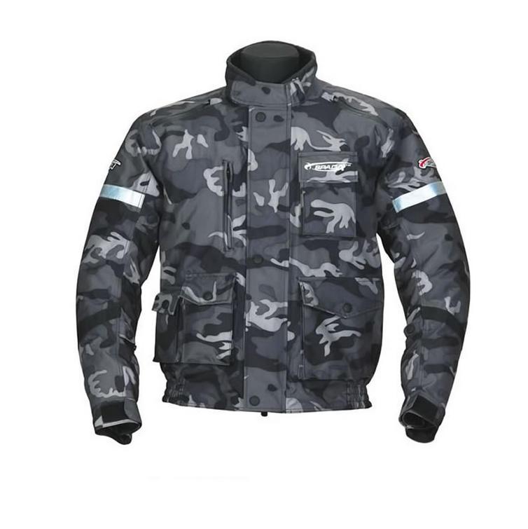 Spada Camo Waterproof Motorcycle Jacket