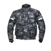 Spada Camo Waterproof Motorcycle Jacket