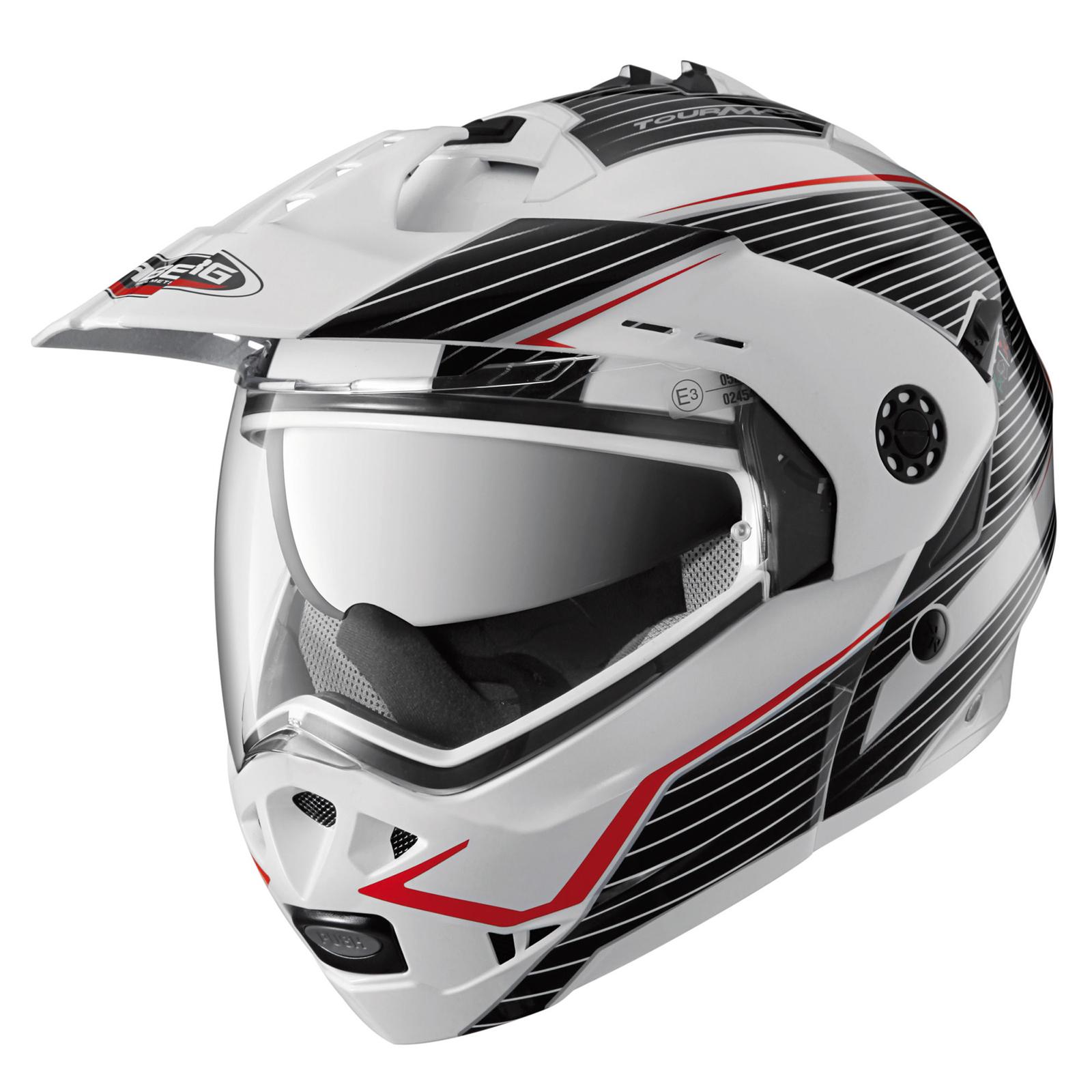 CABERG-TOURMAX-SONIC-CASQUE-MOTO-SCOOTER-MODULABLE-MOTOCROSS-CROSS-URBAIN-MX