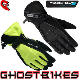 View Item Spada Street WP Winter Motorcycle Gloves