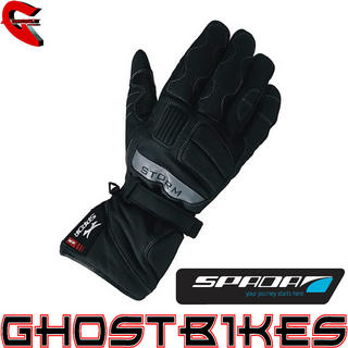 View Item Spada Storm WP Motorcycle Gloves