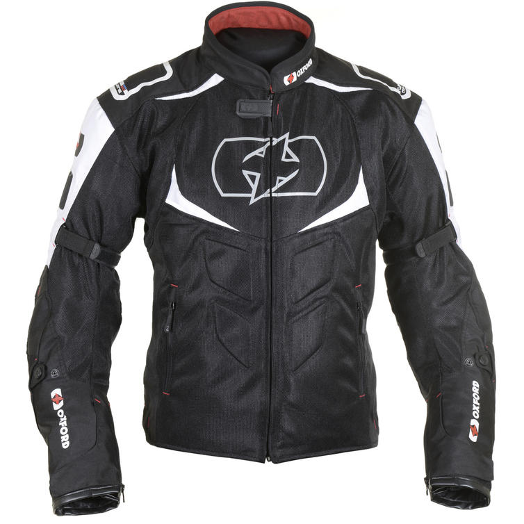 Oxford Melbourne Air 2.0 Motorcycle Jacket