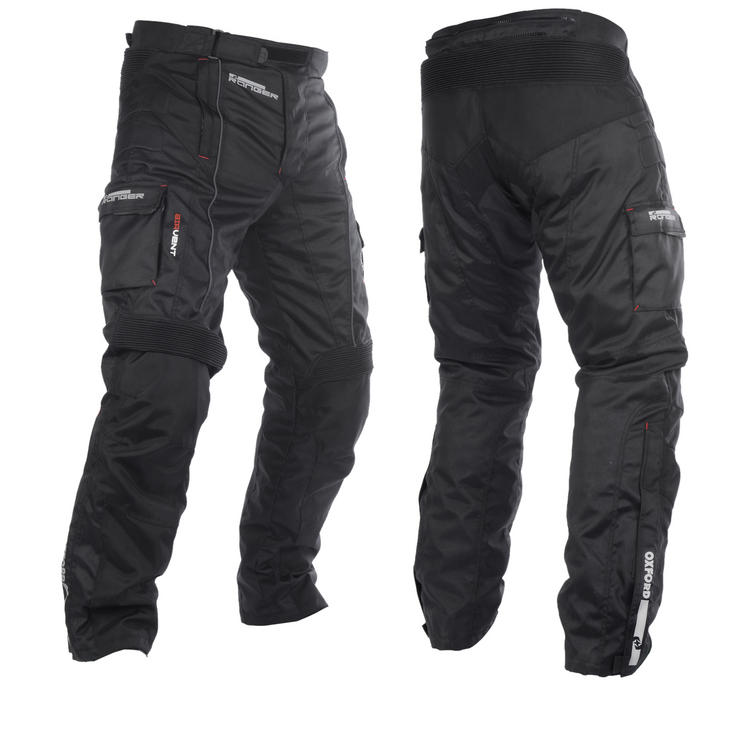 Oxford Ranger 2.0 Textile Motorcycle Trousers