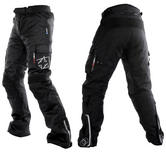 Oxford Siren 2.0 Short Leg Lady Motorcycle Trousers
