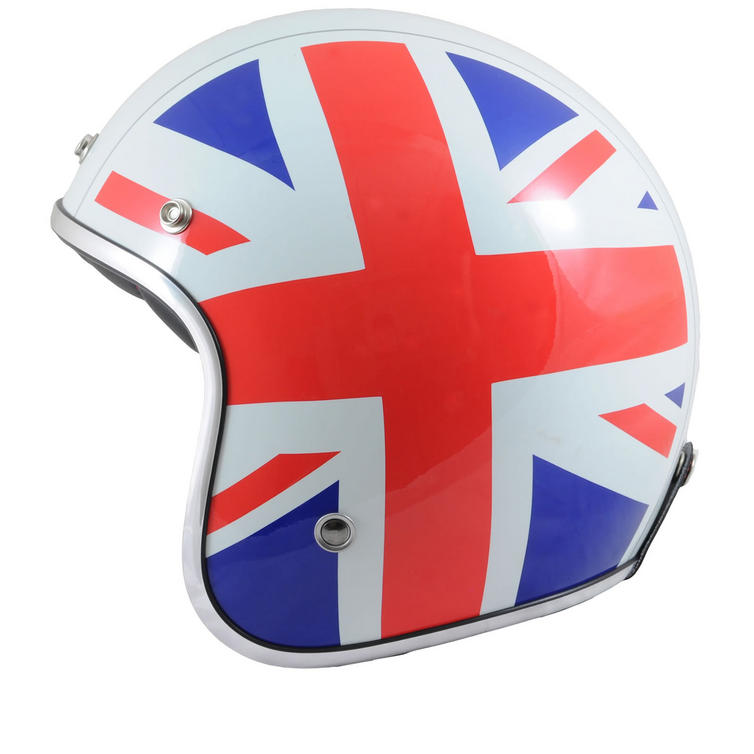 MT Le Man's Union Open Face Motorcycle Helmet