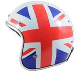 MT Le Man's Union Open Face Motorcycle Helmet