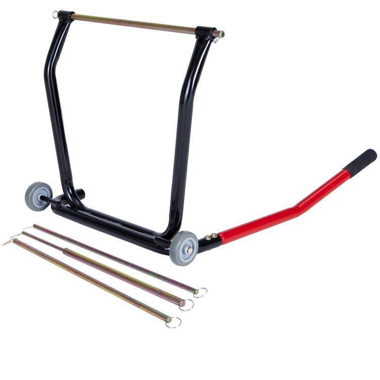 Black Pro Range Centre Lift Stand (B5146)