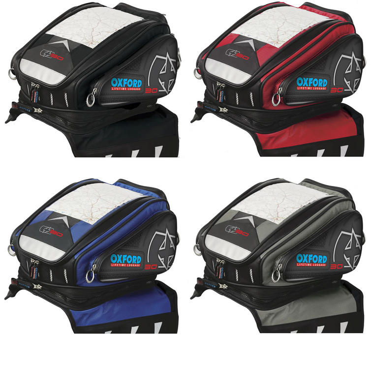 Oxford Lifetime X30 Motorcycle Magnetic Tank Bag