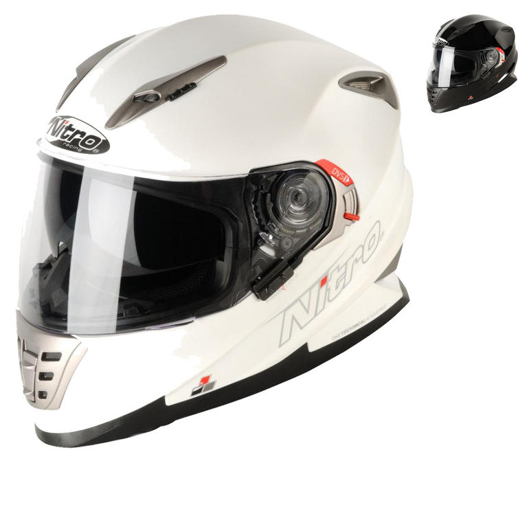 Nitro NRS-01 Uno DVS Motorcycle Helmet