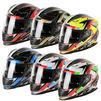 Nitro NRS-01 Camber DVS Motorcycle Helmet Thumbnail 2