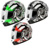 Nitro N2100 Samurai Motorcycle Helmet