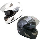 View Item Duchinni D409 Plain Motorcycle Helmet