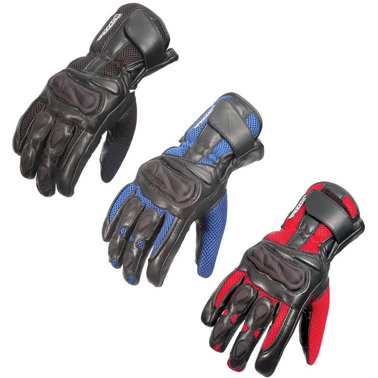 Buffalo Racetex 2 Motorcycle Gloves