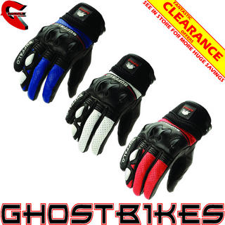 Buffalo 322 Motorcycle Gloves