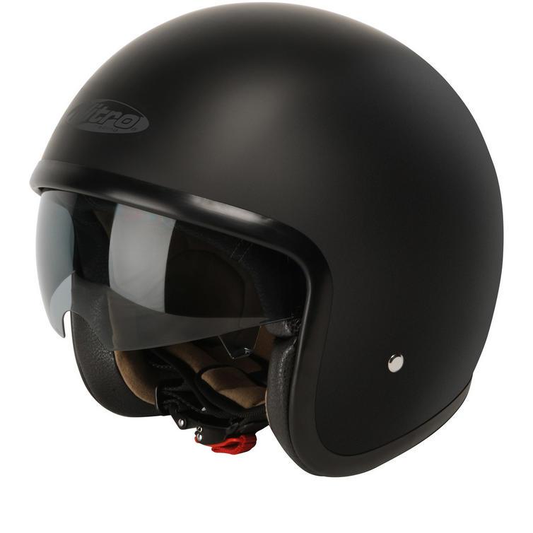 Nitro X581 Uno Open Face Motorcycle Helmet