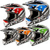 View Item Nitro Shard MX Motocross Helmet
