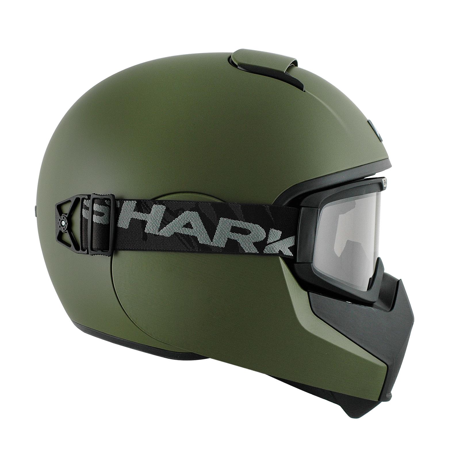 Streetbike helmet