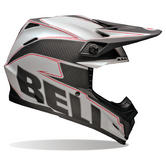 Bell Moto-9 Carbon Emblem Motocross Helmet