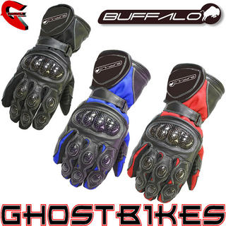 View Item Buffalo Storm Motorcycle Gloves