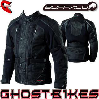 View Item Buffalo Endurance Motorcycle Jacket