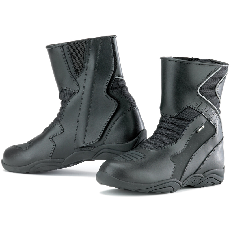 SPADA-GLIDE-WP-WATERPROOF-BREATHABLE-SHORT-ANKLE-MOTORCYCLE-MOTORBIKE-BOOTS