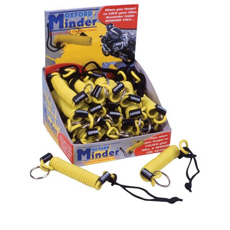 Oxford Minder - Disc Lock Reminder Cable