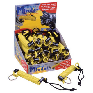 View Item Oxford Minder - Disc Lock Reminder Cable