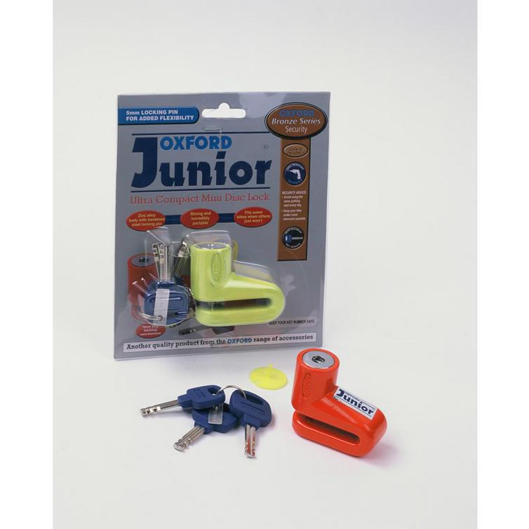 Oxford Junior Disc Lock