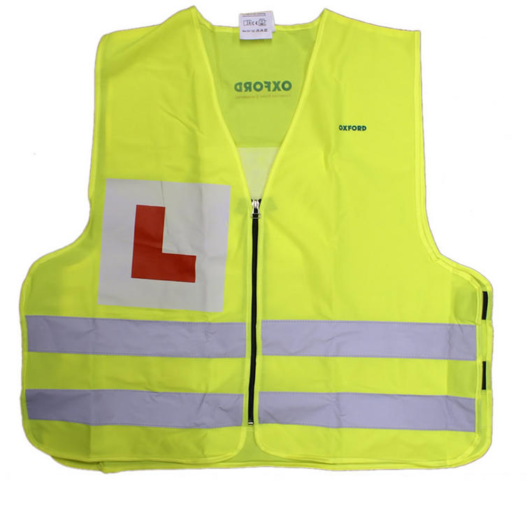 Oxford Bright Vest (L Plates)