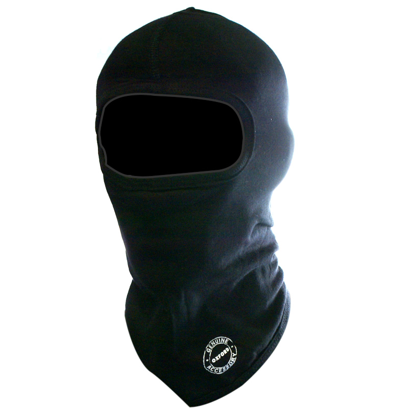 OXFORD COTTON MOTORCYCLE MOTORBIKE HELMET BALACLAVA Enlarged Preview