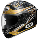 Shoei X-Spirit II Vermeulen Motorcycle Helmet 