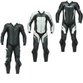 View Item Spada Predator 1 Piece Leather Motorcycle Suit