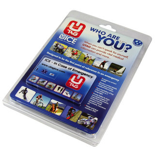 View Item UTAG Ice Digital Card