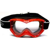 medscaleGP Pro Motocross Goggles Red 1 russian model teen