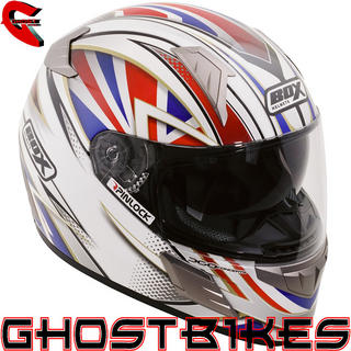 View Item Box BZ-1 Patriot Motorcycle Helmet