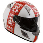 View Item Box BZ-1 England Motorcycle Helmet