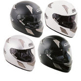 Box BZ-1 Plain Motorcycle Helmet