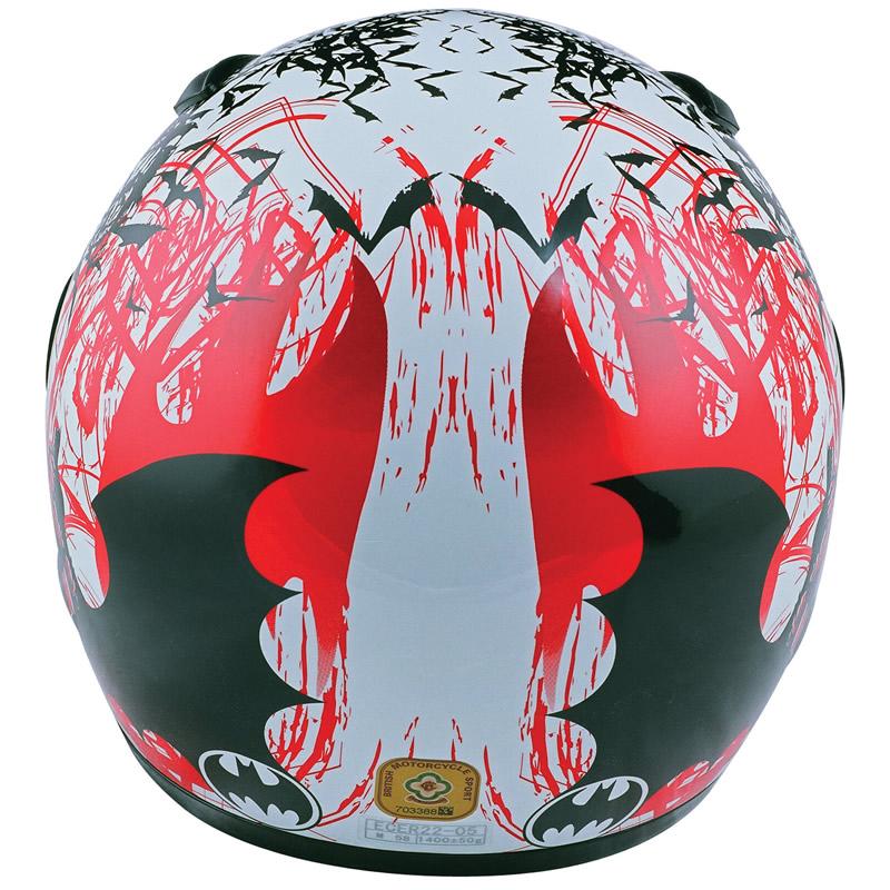 Second Face On Motorcycle Mask >> Batman motorcycle helmet - Helmets : Mince His Words