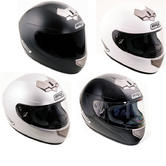 View Item Box BX-1 Plain Motorcycle Helmet