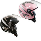 View Item Box JZ-1 Pulse Motorcycle Helmet