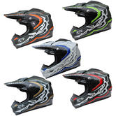 Wulf Flite X Motocross Helmet