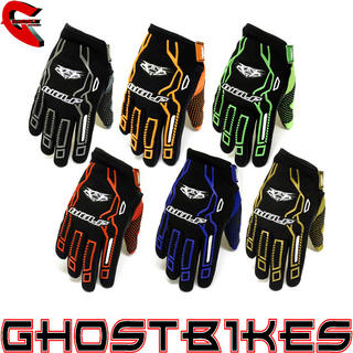 View Item Wulf Force 10 Cub Motocross Gloves