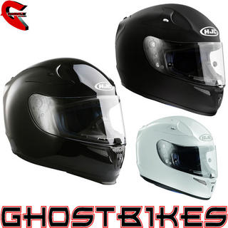 View Item HJC R-PHA 10 Plain Motorcycle Helmet