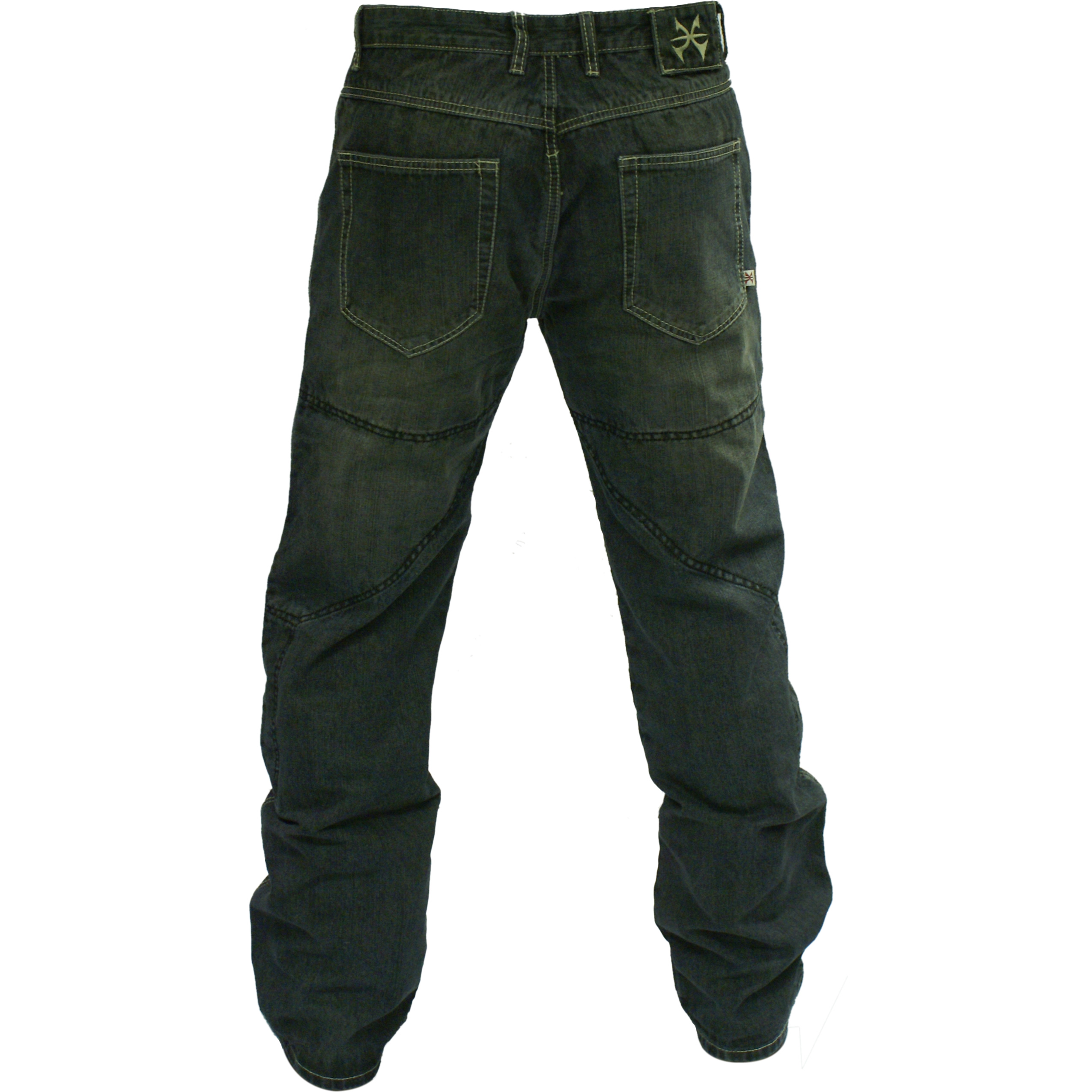 hornee sa m1 kevlar motorcycle bootcut jeans black 32 ebay. Black Bedroom Furniture Sets. Home Design Ideas