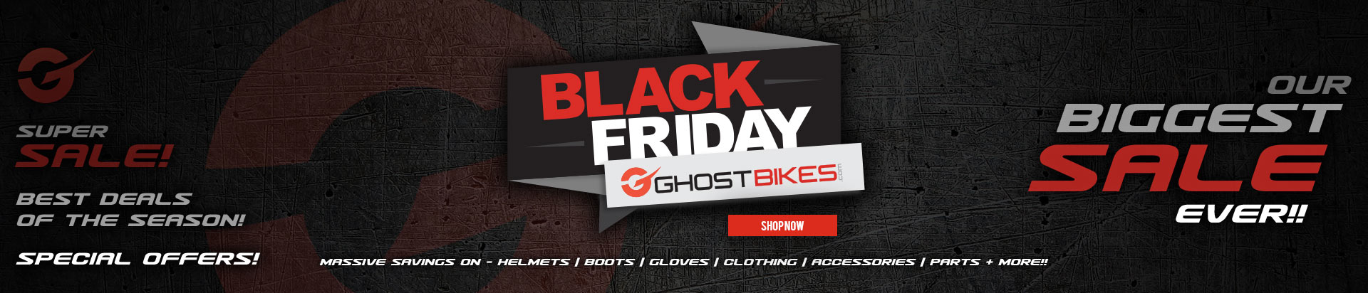 Black Friday Motorcycle Deals